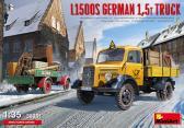 MiniArt L1500S 1,5 ton Truck