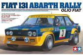 Tamiya Fiat 131 Abarth Rally Olio Fiat
