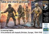 Master Box Ltd 101st Airborne Divis., Europe 1944-45
