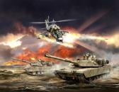 Zvezda Hot War - Battle for Oil - Complete Game (Art of Tactic)