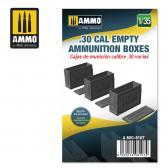 Ammo Mig Jimenez .30 cal Empty Ammunition Boxes