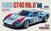 Meng Ford GT40 Mk. II 1966