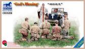 "Bronco ""God's Blessing"" US infantry (WWII)"