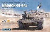 Meng 1/35 Israel Main Battle Tank Magach 6B GAL