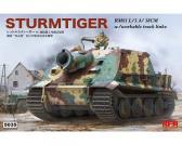 Rye Field Model Sturmtiger