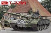 Amusing Hobby T-72M1 w Full Interior
