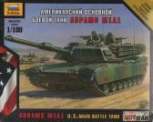 Zvezda M1A1 Abrams