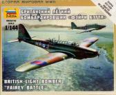 Zvezda Fairey Battle