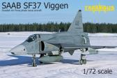 Tarangus SAAB SF37 Viggen - Photo Recon Aircraft