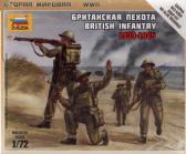 """Zvezda British Infantry """"1939-1945"""""""
