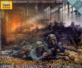 "Zvezda German Machine Gun MG 34 ""1939-1942"" - Snap Fit"