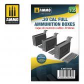 Ammo Mig Jimenez .30 cal Full Ammunition Boxes