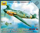Zvezda Messerschmitt Bf109F-2
